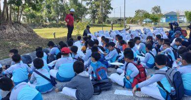 118 Siswa SDIT AL AULIYA Belajar Ke Waduk Manggar