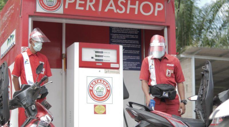 PERTASHOP HADIR DI BALIKPAPAN SUPERBLOCK DAN BIG MALL SAMARINDA